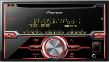 PIONEER FH-X721BT 2-DIN STEREO RADIO BLUETOOTH iPOD ANDROID CAR CD RDS RECEIVER