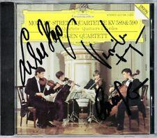 HAGEN QUARTETT: MOZART String Quintet K.589 590 Streichquartett PDO CD 1987 DG