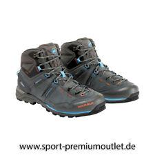 Bergschuh MAMMUT Alnasca Pro Mid GTX Women grau Hikingschuh Trekkingschuh