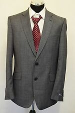 MS630 MARKS AND SPENCER MEN'S  GREY  WOOL BLEND SUIT JACKET CHEST  42M- SLIM FIT