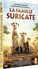 """DVD """"La Famille suricate""""    NEUF SOUS BLISTER"""