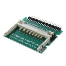 IDE 44-Pin Stecker auf CF Kompakter Flash Stecker Verbinder Adapter J8J9