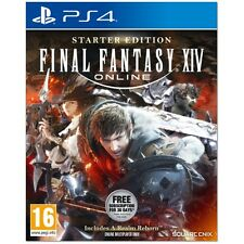 Final Fantasy XIV Starter Edition PS4 Game - Brand New!