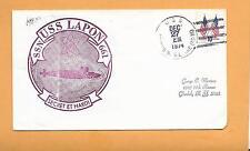 U.S.S. LAPON SSN 661 SECRET ET HARDI DEC 27,1974