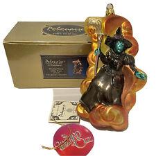 New ListingKurt S Adler Polonaise Wizard of Oz Wicked Witch Glass Ornament Komozja Ap1190