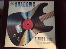 The Shadows - String Of Hits vinyl album