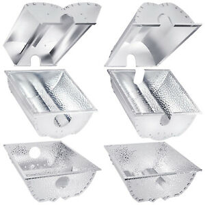 Gavita Replacement Reflectors Shades HR96 SE DE CMH CDM Professional Hydroponics