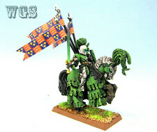25mm Warhammer WGS painted Estonian Green Knight BR014