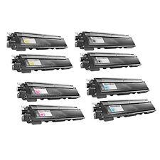 8p BLK COLOR TN-210 Toner for Brother HL-3040CN Printer