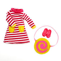 Lottie Doll Outfit Raspberry Ripple Clothing Set  Best fun gift