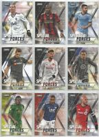 2018 Topps Stadium Club MLS Special Forces Insert Cards U PICK EM LIST
