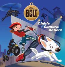 Lights, Camera, Action! (Disney Bolt)