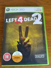 Left 4 Dead 2 (Microsoft Xbox 360, 2009) - PAL-Good Cond