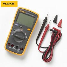 Fluke 15b 4000 Counts Acdc Voltagecurrentcapacitanceohm Automanual Range