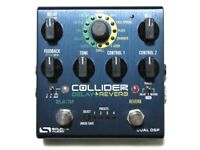 Used Source Audio SA263 Collider Delay Reverb Dual DSP Guitar Effects Pedal