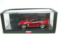 Mercedes-Benz SL 65 AMG Cabrio (rot) 1:43 ABSOLUTE HOT