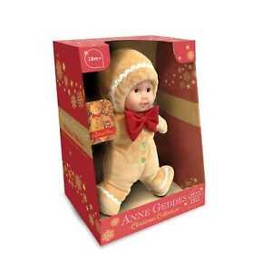ANNE GEDDES Baby Puppe Lebkuchenmann -23cm- VORBESTELLUNG