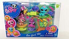 Littlest Pet Shop Star Gazin 1924 Caterpillar 1925 Monkey 1926 Bat NIB Sleepover