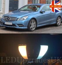 Mercedes E Class Coupe C207 White LED Interior Light Kit