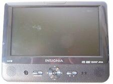 "Insignia 9"" Dual Screen Portable DVD Players NS-D9PDVD15"