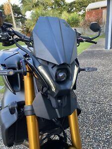 Yamaha MT09 2021 Windshield Windscreen And Chin Guard Kit MTN890