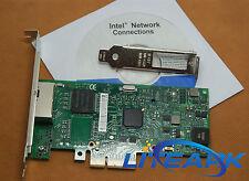 INTEL I350-T2 Dual Port Gigabit 1000M PCI-E Network Server Adapter I350-AM2