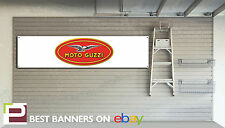 Moto Guzzi Workshop Garage Banner