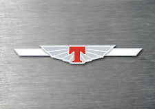 Tickford decal sticker 7 yr water & fade proof vinyl sticker badge