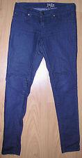 New Women's Jeans Sz 8 Juniors Sz 7 Jade Skinny Mid Rise Dark Wash Blue 32X32