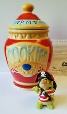 """""""Cookie Pirate"""" and Jar Whimsical World of Pocket Dragons by Real Musgrave Box"""