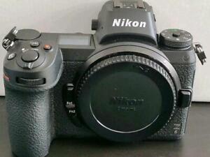 Nikon Z 6 + NIKKOR Z 24–70mm f/4 + FTZ Adapter + XQD Sony 64 GB