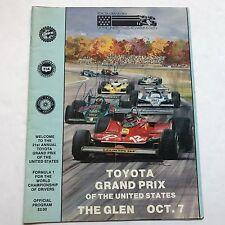 Gilles Villeneuve  - Formel 1 -   original Autogramm - Größe  26 x 20 cm