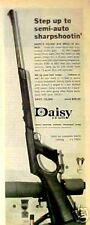 1968 Daisy Pistol Grip Rifle Kids Toy Gun Art Print AD