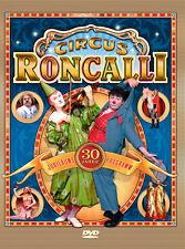 DVD Circus Roncalli 30 Anni Anniversario Programma