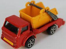 Whizzwheels Corgi Junior Ford D 1000 Skip Truck