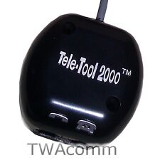 TeleTool 2000 Telephone Recording Device for PC NEW!