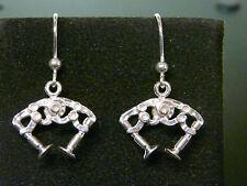 DUCATI DESMO  orecchini  in Argento 925 DUCATI DESMO EARRINGS Sterling Silver