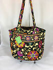 NWT Vera Bradley Holiday Tote in Suzani