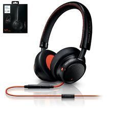 Philips M1MKIIBO Fidelio Headphones with Microphone M1MK2 M1MKII Orange