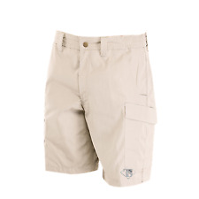 Tru Spec 4233007 Men's Khaki 24-7 Series Simply Tactical St Cargo Shorts Size 38