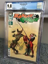 Harley Quinn #40  Frank Cho Variant 1st Print CGC 9.8 with Poison Ivy