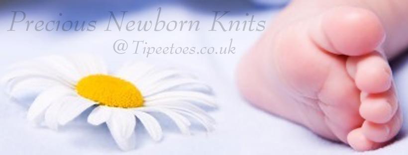 Precious Newborn Knits