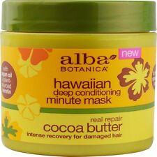 Alba Botanica, Hawaiian Deep Conditioning Minute Mask, 5.5 oz (156 g)