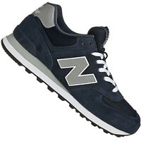 New Balance 574 Core Classic mens-boots Trainers Suede Suede Leder