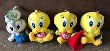 Baby Looney Tunes Taz Tasmanian Devil Plush Soft Toy Warner Bros 15cm