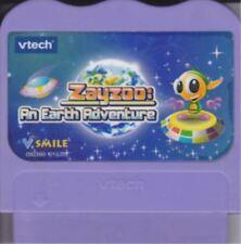 Vtech Vsmile Games  Zayzoo  An Earth Adventure