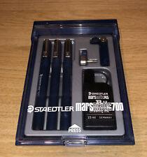 More details for rare, vintage technical drawing / draughtsman pen set - steadtler marsmatic 700
