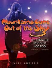 NEW Mountains Come Out of the Sky: The Illustrated History of Prog Rock (Book)