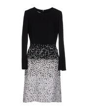 $ 3,300 Oscar de la Renta Black Knee-length Dress,size 4