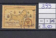Christmas Islands1993 350 anniversario della denominazione dell'isola 399 USATO
